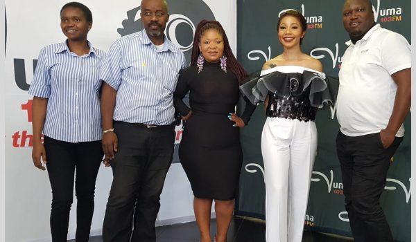 Kelly Khumalo Visits Durban